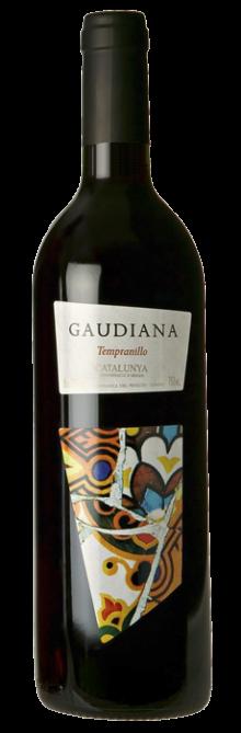 GAUDIANA-TINTO-Botella